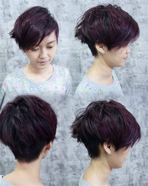 chopped up hair cuts picture 1