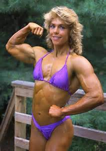 female muscle worship picture 6