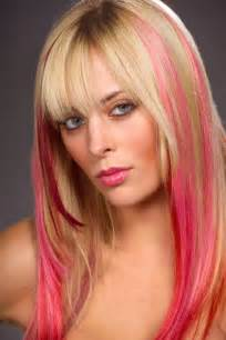 pink hair dye picture 5