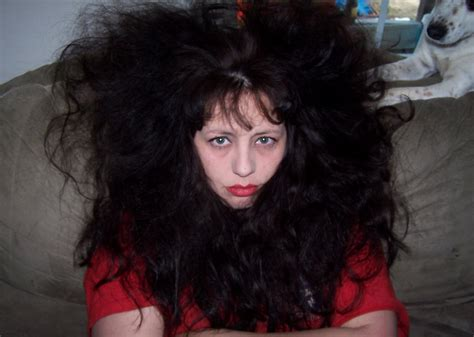 crazy hair picture 7