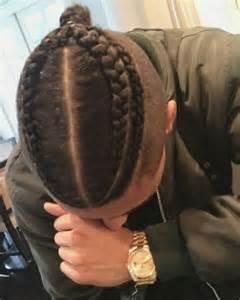 black man hair braids picture 2