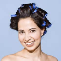 hot rollers and female hair loss picture 3
