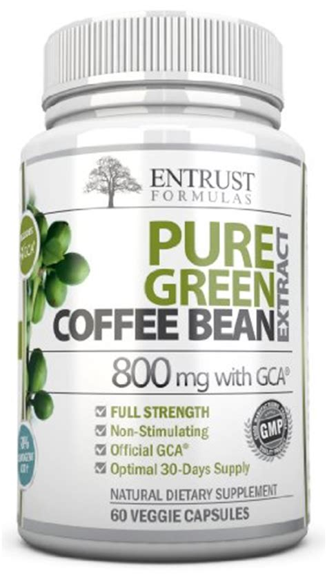 pure green coffee premium quality bean 800mg picture 2