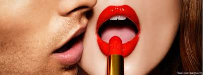 Hot red lips picture 10