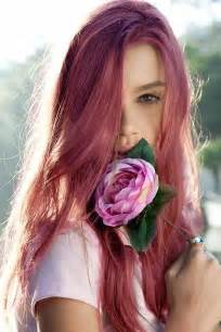 blonde brown and pink hair picture 5