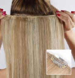 danager with human hair extension picture 6