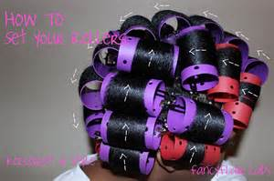 how to roller set transitioning hair picture 13