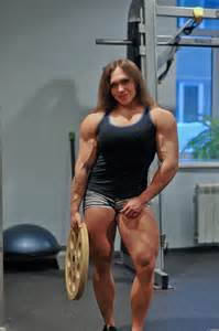 female muscle picture 14