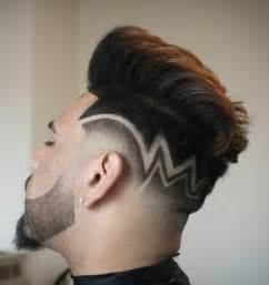 Boys hair shave design picture 15