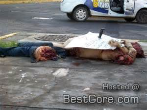 best gore mexico woman beheaded alive picture 3
