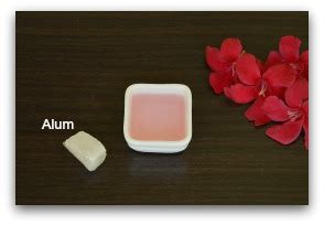 alum and rosewater for hair removal reviews picture 3