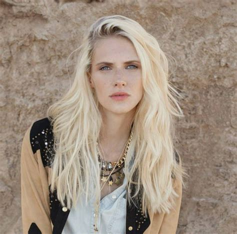 bleached out blonde hair picture 1