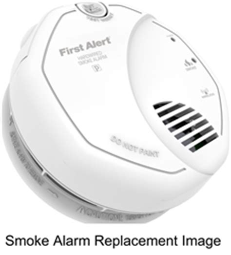smoke detector on ac unit picture 11