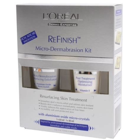 kit micro dermabrasion refinish dermo expertise lor al picture 7