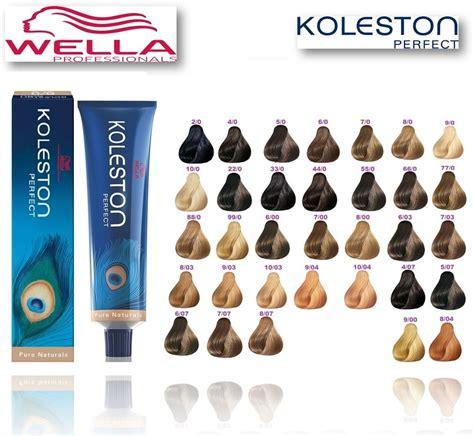 wella color charm vs koleston picture 9