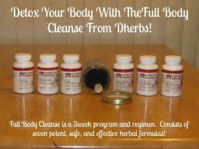 dherbs full body cleanse instructions picture 7