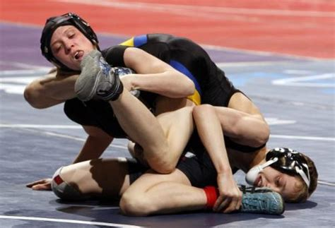 wresting men and womens picture 1