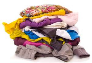 piles of clothes picture 6