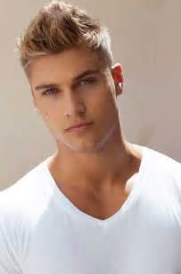 blonde hair model men picture 5