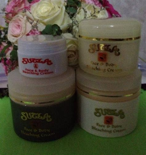 whitening soap and cream in mercury drugstore picture 9
