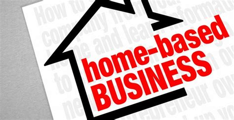 starting a home based business picture 1