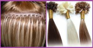 bonded human hair picture 1
