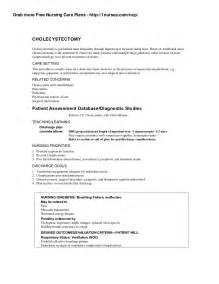 nursing care plan about gallstone picture 14