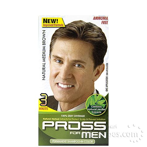 pross hair color for men picture 9