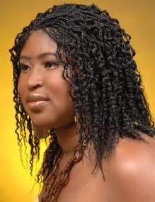 micro hair braiding picture 3