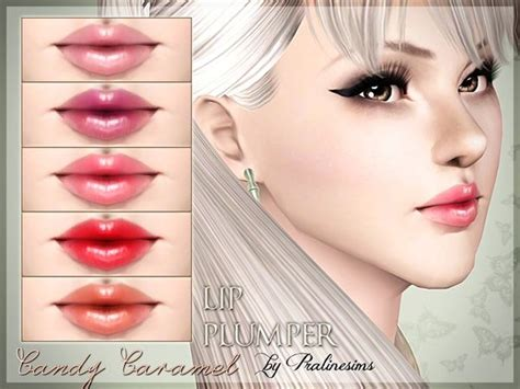 sims 3 plumper lips mod picture 3