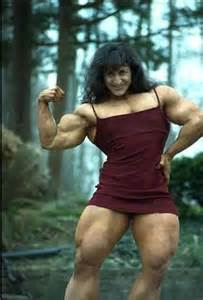 female muscle elegance picture 7