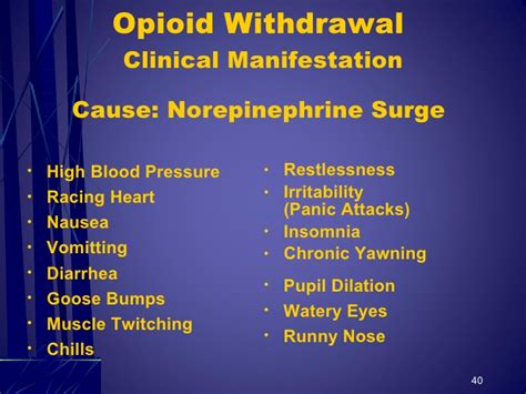 opiate withdrawal cold chills picture 10