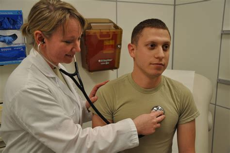 female doctor n military physical exam picture 5