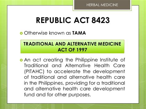 about development of male philippine herbal drug picture 3