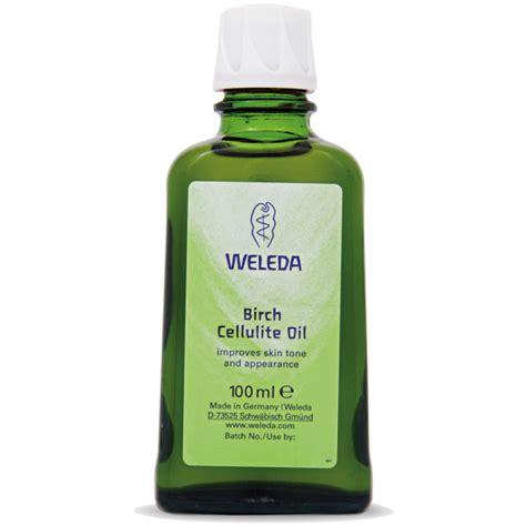 birch cellulite oil weleda picture 2
