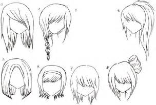 anime hair picture 3
