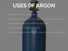 argon used in everyday life picture 2