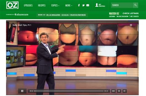 what does dr oz say about revitol products picture 10