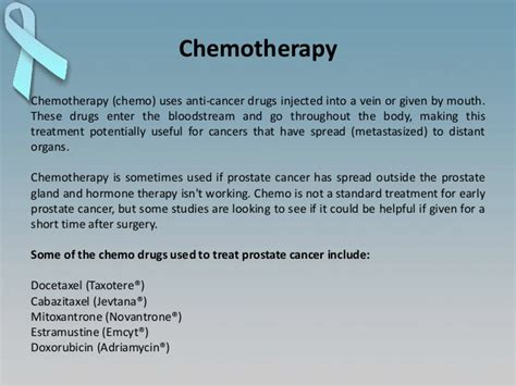 Prostate cancer chemo drugs picture 7