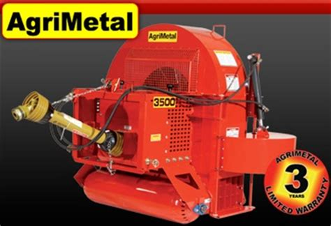 agrimetal bw 240 leaf blower for sale picture 3