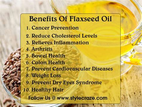 health benefits of flax oil picture 2