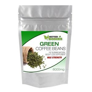 green coffee bean pill for weight loss picture 1