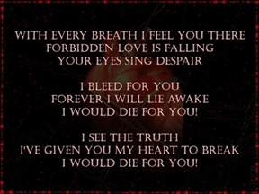 die sleeping lyrics picture 7