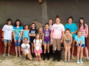 sleep over camps for girls picture 7