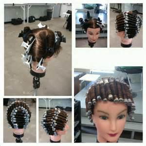 procedure for spiral perm on hair picture 6