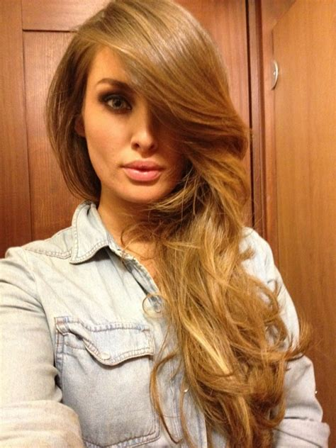 caramel hair color picture 6