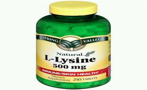 lysine and herpes picture 7