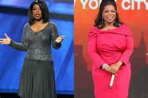 has oprah lost weight 2013 picture 9