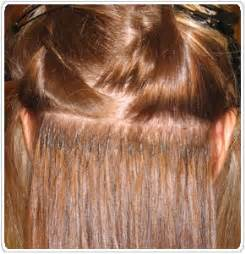 bonding hair extensions picture 6