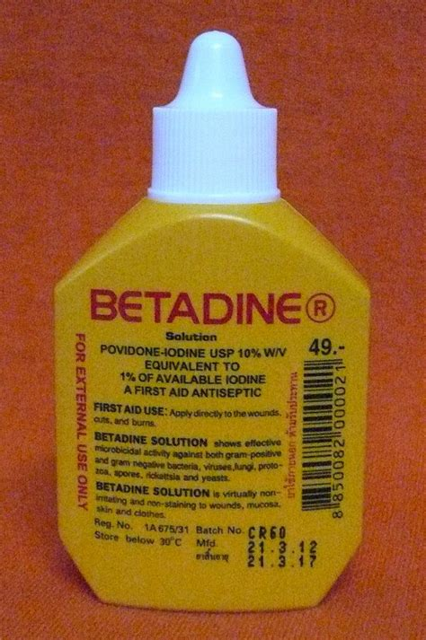 is providone iodine good for acne picture 9
